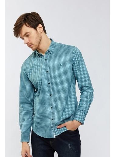 Avva Gömlek Yeşil